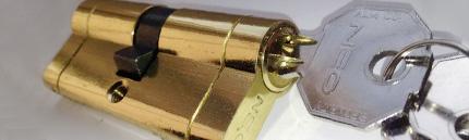 Ремонт личинки (цилиндра, вставки) замка