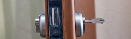 Ремонт замка входной двери