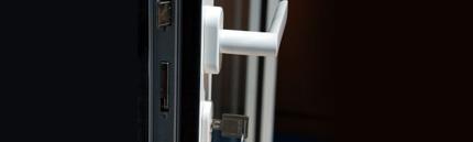 Ремонт замка пластиковой двери