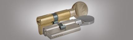Замена цилиндра (личинки, вставки) дверного замка