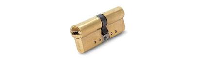 Цилиндр врезного замка APECS CD-М90-ZN с установкой