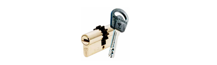Цилиндр врезного замка MUL-T-LOCK CLASSIC 71 (33*38) Ш кл./кл