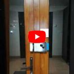 Установка электромеханического замка на входную дверь